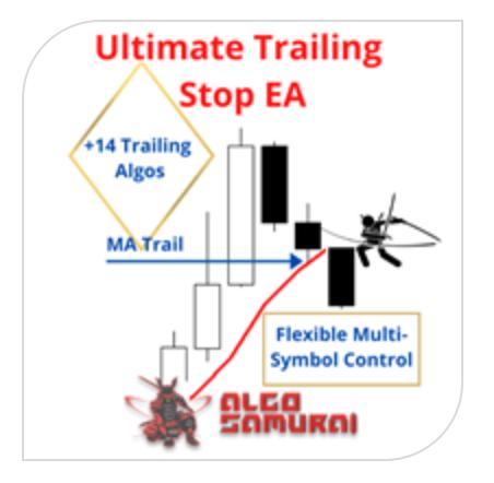 Ultimate Trailing Stop EA
