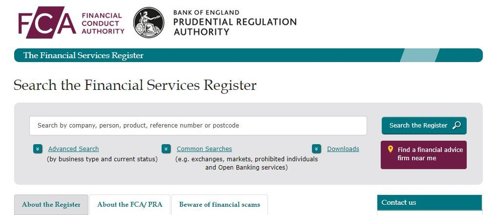 Financial-Conduct-Authority-Registration