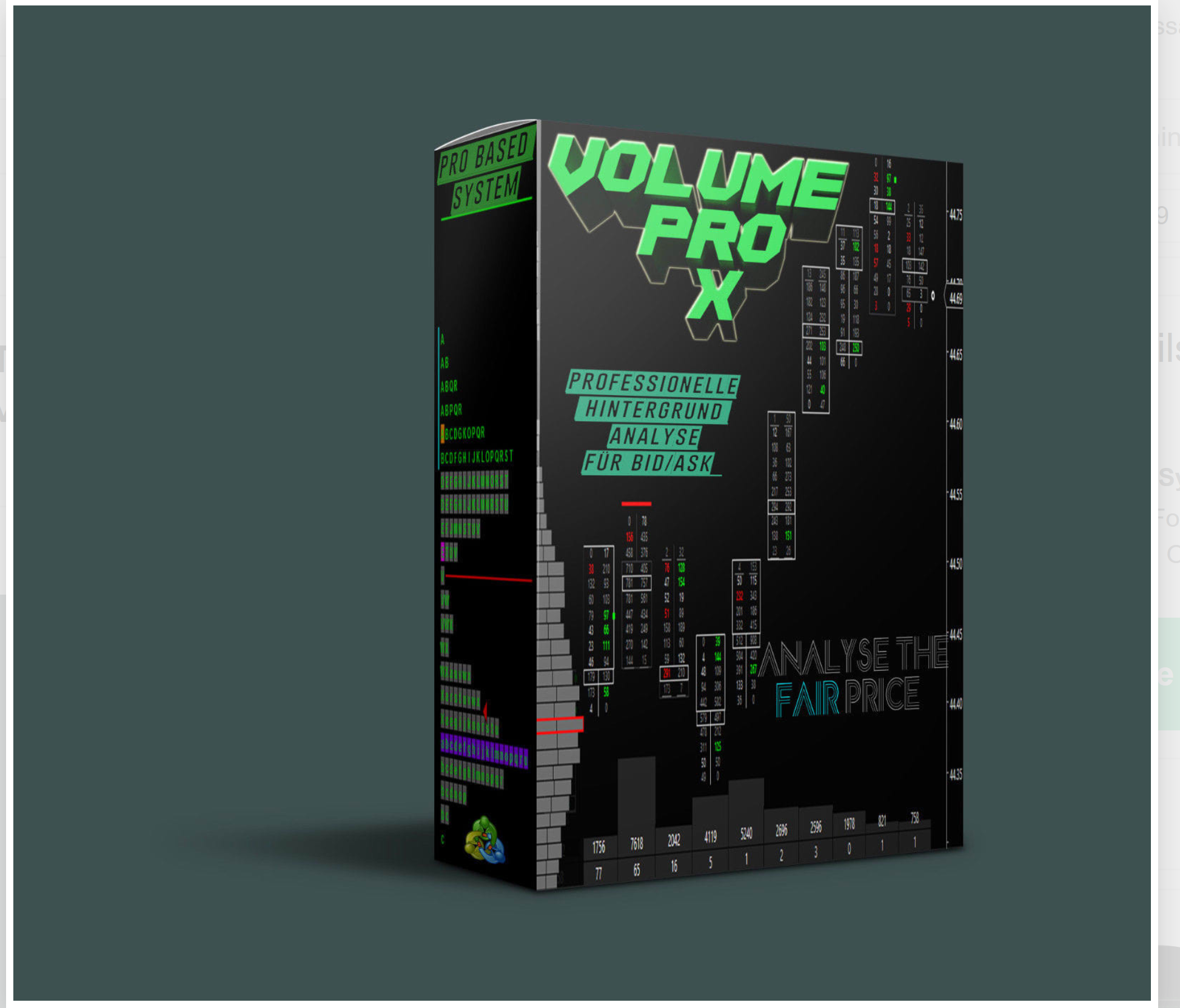 Volume Pro X Advanced System